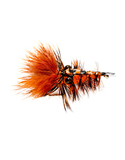 On stillwater or the trout stream, you'll get terrific results with our crayfish fly patterns.