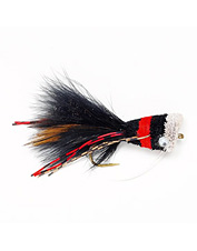 Bass fishing is a blast with these lifelike deer hair flies.