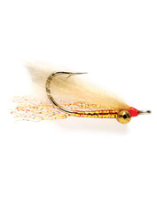 If you take one pattern to the flats, make it this terrific bonefish fly.