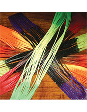 Give your pattern legs with our dynamic fly-tying material. Made in USA.