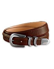 Fine Engraved Initial Leather Belt Orvis Machost Co Dining Chair Design Ideas Machostcouk
