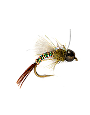 Our realistic flies provide a well-rounded base for any fly fishing scenario.