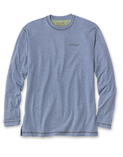 No other layer feels as soft, as light, or as good as our drirelease® Casting T-Shirt.