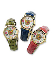 Color-Burst Watch