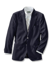 Dress up any autumn outfit with our Wool Travel Blazer.