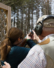 Our renowned New York wingshooting school and sporting clays course.