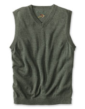 Our Merino V-Neck Vest Pullover is a sophisticated layer designed for lightweight warmth.