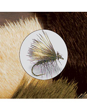 Yearling elk hair is a must-have fly-tying material for small dry flies. Made in USA.
