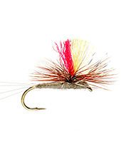 The Parachute dry fly for low light conditions
