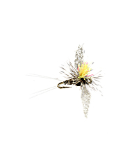 Catching fish at dusk will be easier with a Trico spinner fly.