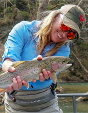 Orvis-Endorsed Fly-Fishing Guide in Lynchburg, Virginia