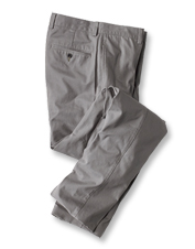 Our slim fit Ultimate Khakis offer a plain front for a modern take on a classic pant.