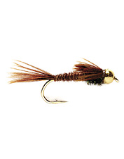 Adding tungsten beads to mayfly patterns is relatively new.