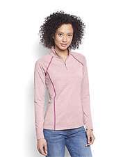 No other layer performs like our Women's drirelease® Long-Sleeved T-Shirt.