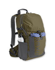 This fishing backpack keeps you comfortable and your gear easily accessible.