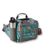 The Safe Passage fly-fishing hip pack promises unobstructed casting and all-day comfort.