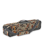 By land or air, protect your gear in the travel-ready Orvis Safe Passage Carry It All bag.