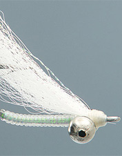 Tying perfectly segmented nymph bodies is easy with Body Glass materials. Made in USA.