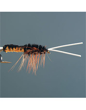 Standard chenille material for tying bodies on wooly bugger flies. Made in USA.