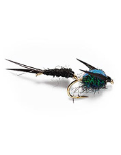 Entice more steelhead and trout with this wiggling stonefly nymph.