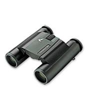 These folding binoculars are small, lightweight.