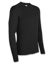 Made with merino wool, this crew shirt is ideal for hunting in warm and cold climates alike.