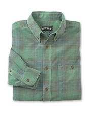 Corduroy is a cold-weather staple, and this Great Falls shirt gets it right in muted hues.