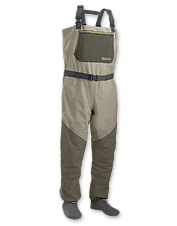 Our kids' fishing waders are designed specifically as a child's first wader.