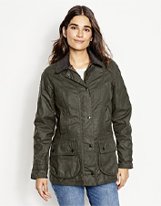 The Classic Beadnell jacket by Barbour is the one you'll reach for every season of the year.
