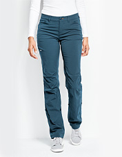 Quick-dry fabric with stretch makes our Women's Jackson Pants impressively comfortable.