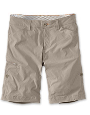 Our Women's Guide Shorts offer pliant stretch and quick-drying performance for any adventure.