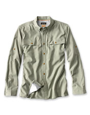 Don't be fooled by its stylish looks: Our Sandpoint Shirt offers superb technical performance.