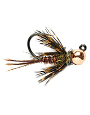 Grab the attention of any trout with this soft hackle pheasant tail fly.