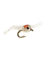 Trick selective tailwater trout with this mysis shrimp fly.