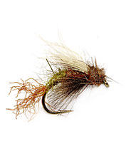 The reintroduction of a summer fishing fly favorite, the Baetis emerger.