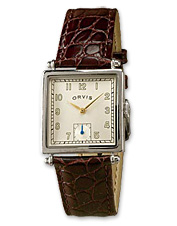 Vintage-Inspired Dress Watch
