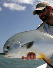 Join us for the Orvis-exclusive Permit Palooza group fly-fishing trip to Belize.