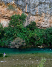 This fly fishing trip in Spain offers rare access to some of Europe's finest spots.