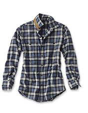 The ubiquitous plaid flannel shirt reaches new heights in our incredibly soft Perfect version.