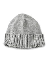 Our men's Cashmere Watch Cap ensures comfort, style, and well-retained body heat.