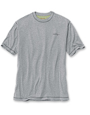 No other layer performs like our drirelease® Short-Sleeved Casting T-Shirt.