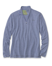 No other layer performs like our drirelease® Zipneck Casting Shirt.
