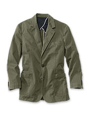 Dress up your weekend wear with our casual sport coat.