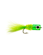 Create some action with our versatile fly fishing poppers.