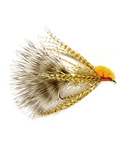 Our realistic flies come in a well-rounded array for any fly fishing scenario.