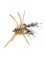 This lifelike crab is a terrific saltwater fly fishing pattern.