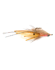 Bonefish will come to this attractive saltwater fly pattern again and again.