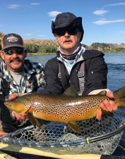 Orvis-Endorsed Fly-Fishing Guide in Hamilton, Montana