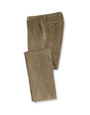 We used the finest corduroy in our Stretch Supercord Pants for perfect comfort and weight.