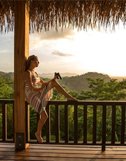 This Belize adventure lodge offers tropical nature, luxurious lodging, and unique fly fishing.